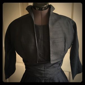 Dresses & Skirts - Gorgeous vintage party dress with matching jacket
